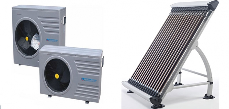 Swimming PoolHeatingsystems